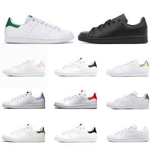 smith hommes femmes plate-forme de chaussures plates chaussures de sport blanc noir vert formateurs stan mens de sport de randonnée à pied en plein air vente en ligne
