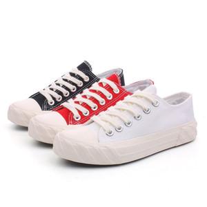 Adolescent Chaussures de toile Low Cut Mode Skate Sneakers 50% Femmes Printemps Chaussures Skater coréenne Femme Automne Plimsolls ulzzang Souliers simple