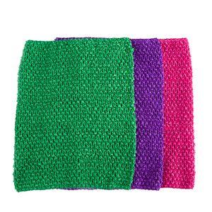 Taille adulte Crochet Tutu Haut 14x16inches Femmes Filles Robe Tutu Tube Tops pour Costume Party bricolage Craft Supplies Tutu
