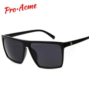 Pro Acme Square Sunglasses Men Brand Designer Mirror Photochromic Oversized Sunglasses Male Sun Glasses For Man Cc0039 yiegB