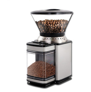 Beijamei Commercial Electric Coffee Machine Machine Small Coffee Milling Millling Home Use 18 Gear