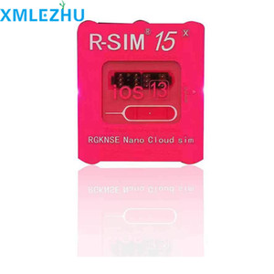 R-SIM 15 per sbloccare le carte RSim15 Sblocco Card per iPhone 11 PRO iPhone 6 7 8 più di x xs sbloccato iOS13 per sbloccare le carte