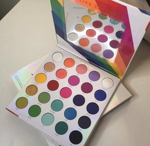 DHL 12pcs Makeup palette 25colors Eyeshadow Palette 25L live in color high quality Eye shadow by win007