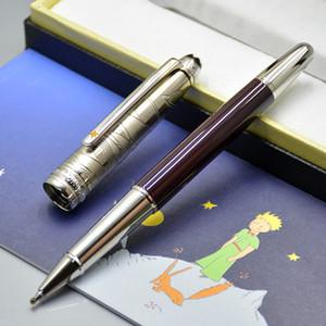design unico petit prince marrone MB penna a sfera Roller / Penne a sfera Promozione inchiostro di lusso prezzi Fountain pen regalo