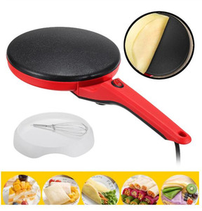 Crepe elétrica pizzaiolo Pancake máquina Non-stick Griddle Baking Pan Cake Machine Kitchen Cooking Tools Crepe