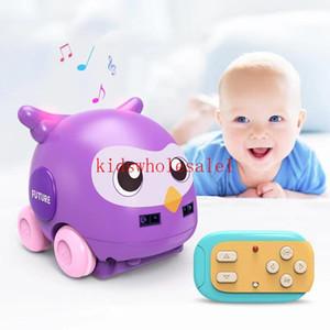 Remote Sensing Gesture Remote Control Animal Follower induzione UK induzione auto giocattolo di telecomando per il regalo di Natale