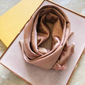 Autumn and winter new high quality men's and women's silk cotton scarf high-end classic brand fashion women's scarf free delivery 03