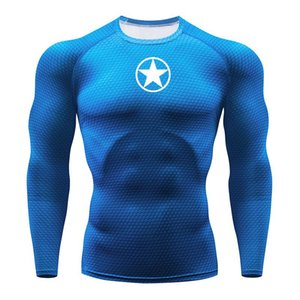 Свинец GYM рубашка Спорт Футболка Мужчина Quick Dry Fit Запуск T-Shirt Мужчины Фитнес мышца Tshirt Упругая Спортивная Баскетбол Tshirt