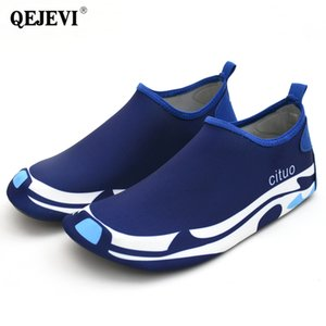 NEW Breathable Water Shoes Men Women Beach Shoes Quick Dry Black Aqua Shoes Upstream Swimming Seaside Sneaker