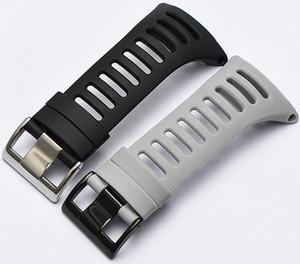 bracelet en caoutchouc silicone substitut Tuoye AMBIT série 1 | 2 | 3 génération accessoires de montre bracelet de mode