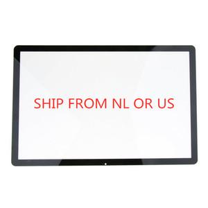 """5 PCS / LOT livraison gratuite de NL ou US A1224 panneau de verre avant et lunette en aluminium pour 20 """"pour Apple iMac 620-4002 922-8212"""