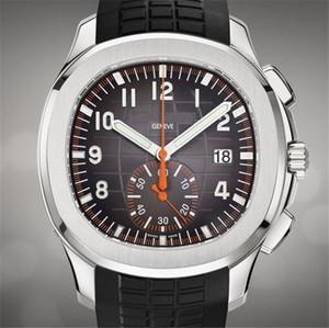 Nautilus patak Uhren 5968A / 100 Luxus-Uhren Quarz neue Art und Weise Männer relogio Topmarke Armbanduhruhr
