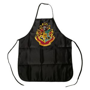 Potter Colégio avental de churrasco limpeza da cozinha que cozinha o avental Baking Acessórios Fãs Ferramentas presente diário Uso Doméstico cozinha