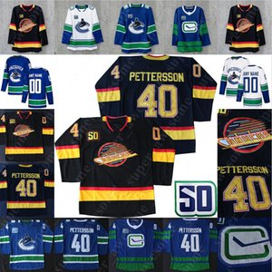 Vancouver Canucks Jersey Jacob Markström Tanner Pearson Brogan Rafferty Ashton Sautner Tyler Graovac Zack MacEwen Jordie Benn Zane McIntyre