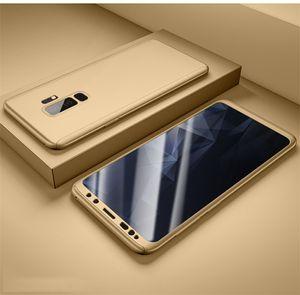 Para Oppo A3 A5 A520 / A517 A53 A57 A59 A7 A71-A75-F5 / A73 A77 A79 A83 F5 R11 Recubrimiento Revestimiento Funda a prueba de golpes 360 ° de cubierta completa para teléfono