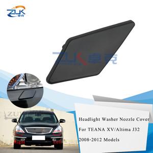 ZUK estrenar faro de la junta de la boquilla cubierta Chorro de agua disperso Cap para Nissan Teana XV Altima J32 2008 2009 2010 2011 2012