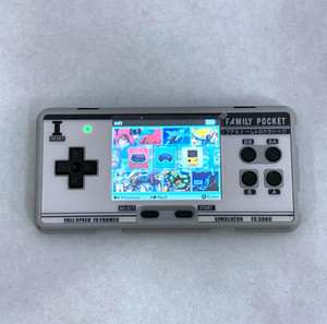 FC3000 Classic Handheld Game Players Family Pocket 2GB 1000 + Games HD Screen TV Output портативная игровая консоль для FC CPS1 MD GB SMS GG
