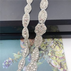 cam kristal elmas taklidi bant kaplama Sıcak Fix şerit diy giysi tekne için elbise ayakkabı süslenme Demir üzerinde AYDINLATMA