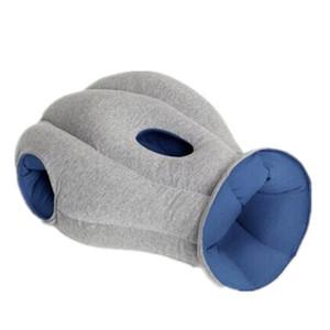 Portátil Almofada Ostrich Pillow Nap Pescoço para viagens Avião Avião Car Escritório pescoço resto sesta Almofadas GGA2861 quente