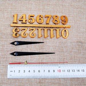 1pc DIY Clock Digital Parts Numerals Restore Ancient Ways Digital Accessories Quartz Clock Movement for Clock Repair