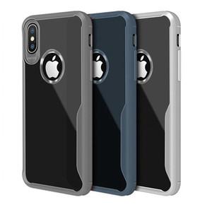 Para iphone 12 mini-11 PRO XR XS MAX X 6S 7 8 mais telefone celular caso claro da tampa do caso TPU do telefone móvel transparente para nota Samsung S10 10 PLUS
