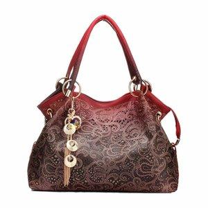 Ladies Leather Handbag Zipper Tassel Bags Plus Shoulder Messenger Polyester Type.2020 New Stylish Women's Handbags and Purse. High Quality!