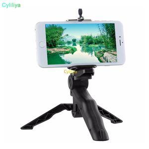 Desktop & Handle Stabilizer Tripod Holder For Mobile Gopro Camera Universal Mini Tripod 75