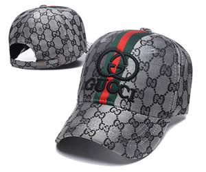 Großhandel Baseballmütze 100% Baumwolle neueste Marke Mütze Stickerei Hüte für Männer Caps 6 Panel schwarz Hysteresenhut Männer Casquette Visor Gorras Bon