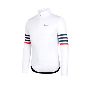 SPEXCEL 2019 NEW stripe winter thermal fleece Cycling Jersey Road bicycle clothes Spain Ropa Ciclismo bike shirt
