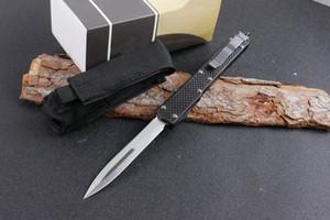 Специальное предложение Micro II 106-1 Makora Holy Ant II Auto Тактический нож D2 лезвие углеродного волокна ручки Охотничий складной карманный нож