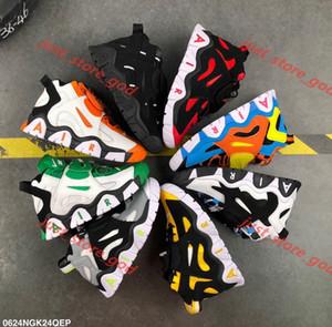 New Air Barrage Mid QS Scottie Pippen Basketball Shoes Hyper Grape Purple Raptors Black White Yellow Kids Mens Shoes progettista Sneakers