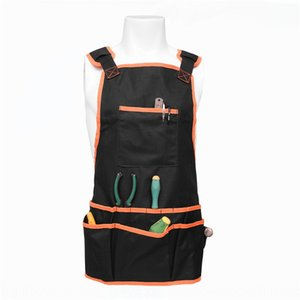 All over the Sky multi-functional durable tool garden clothes cleaning car washer dirt resistant apron tool apron