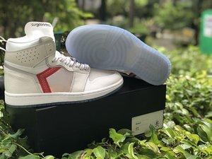 New Arrival o sapato cirurgião P.J.Tucker Elemento 87 x 1 Mid Men Outdoor Sports sapato 1s Mens Branco Trainers Designer