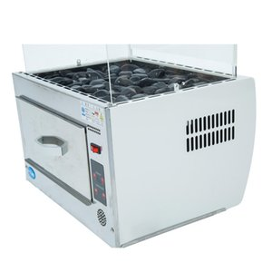 Kommerzielle Kartoffel Röstmaschine Multifunktionale Backen Süßkartoffel-Maschine Elektro Sweet Corn Ofen RZA-1