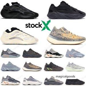 2020 Stock X kanye west running shoes 700 V3 Alvah Azael 3M Reflective 380 Mist Alien luxury mens designer sneakers EUR 36-46