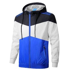 Designer Giacche da uomo di marca Cool Summer Sun Protection Coat Wind Coat Summer Thin Windbreakers Outdoor Sport Camouflage Jacket Streetwear