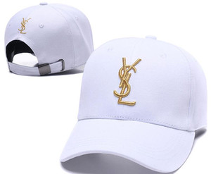 baseball all'ingrosso cappelli ricamo berretto di design di lusso in oro per gli uomini di snapback mens Cappelli Cappello casquette visiera Gorras sport baseball osso