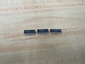 Mitsubishi 324DP Integrated Circuit LM324DP (Pack de 3)