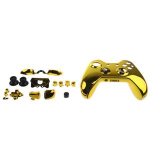 Volle Gehäuse Case w / Buttons Teile für Xbox One Elite-Game-Controller
