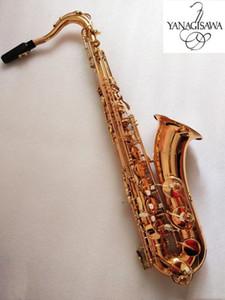 Новый японский Yanagisawa T-902 Bb тенор саксофон играет на саксофоне супер профессиональный тенор саксофон с мундштуком бесплатно