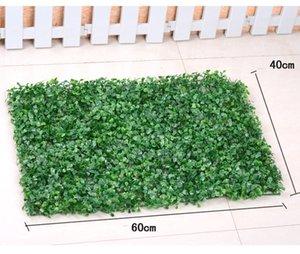 Пластиковые Turf Искусственная трава сада Декоративные Turf Ложные Green Plant Балкон Установка Украшает лужайки завод украшения стены