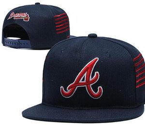 2020 Cheap Braves hat A Logo Cap snapback Baseball Caps Curved Flat brim Team Size ball Baseball Cap Women Men Classic Fashion Free Ship 04
