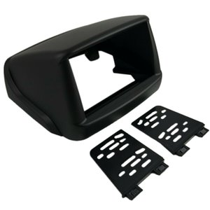 Stereo Car Radio Panel DVD Audio Monte Fascia Kit para Doblo 2002-2020 DVD Montagem Kit Quadro Traço