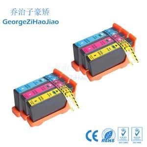 6 ADET CMY LM100 100XL Mürekkep Kartuşu için Uyumlu 108XL Lexmark S305 / S405 / S505 / S605 / Pro205 / 705/805/905 Yazıcılar 3