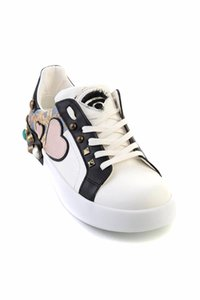 Bambi blanc Femmes Chaussures Casual F0384118043
