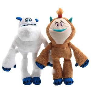 Nuovo 25 centimetri Cartoon Anime Smallfoot giocattoli peluche Bella Migo Kolka Bambole di pezza Giocattoli per bambini da collezione regalo di Natale di compleanno