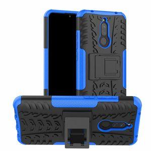 Pour Xiaomi redmi 8A redmi 8 Note 8T / Xiaomi Mi Note 10 Pro Hard Shell Slim hybride Armure de silicone Protection robuste en caoutchouc Couverture