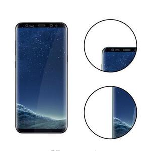 2019 NEUES Schutzglas für Samsung S8 Galaxy S8 plus 9H Full Cover Displayschutzglas auf Samsung Note 8 Galaxy S8 DHL-frei