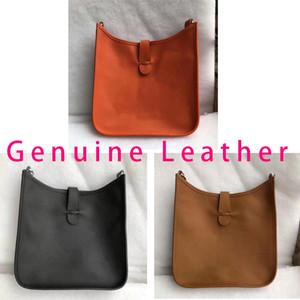 bolso de cuero bolso bolso de la letra hueca damas 2019 de la moda clásica con la caja y la bolsa anti polvo