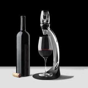 Filtre Vin rouge magique Decanter Aérateur Essential Wine Aerator Gift Box Set Family Bar Outils Accessoires de cuisine